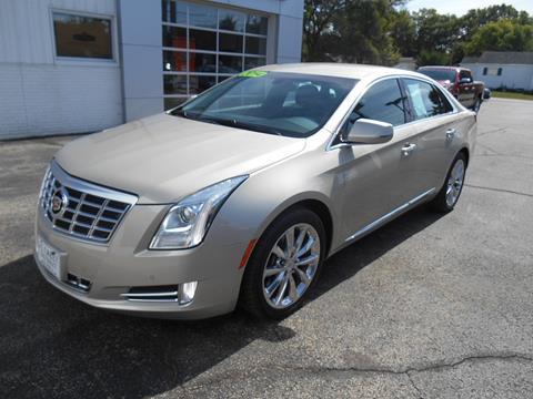 2014 Cadillac XTS for sale in Savanna IL