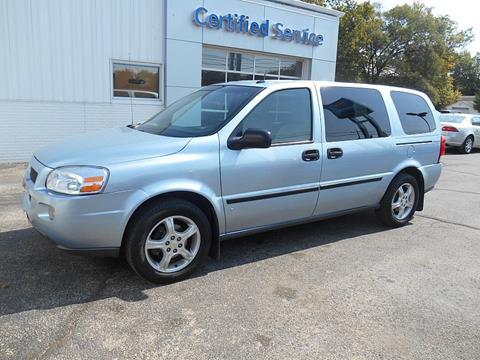 2007 Chevrolet Uplander for sale in Savanna, IL