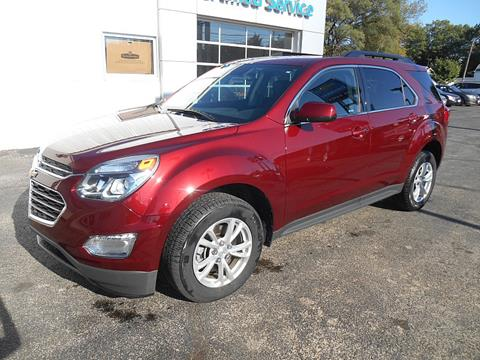 2016 Chevrolet Equinox for sale in Savanna IL