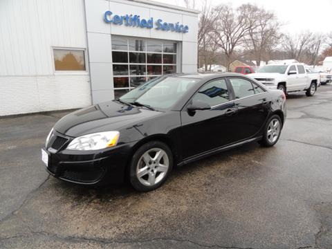 2010 Pontiac G6 for sale in Savanna, IL