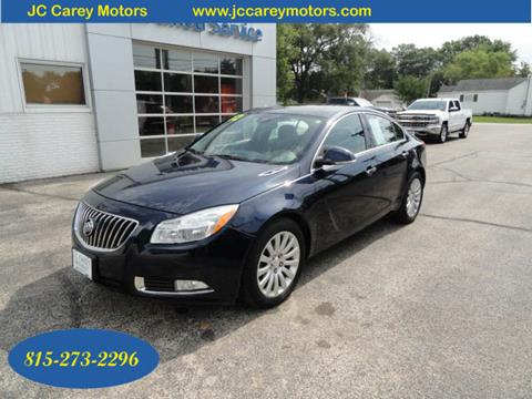 2012 Buick Regal for sale in Savanna, IL