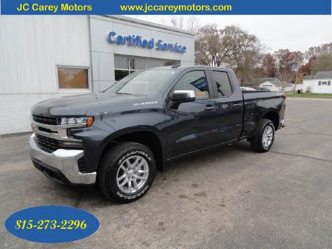 2020 Chevrolet Silverado 1500 for sale in Savanna, IL