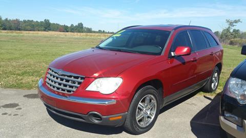 2007 Chrysler Pacifica for sale in Hillsboro, OH