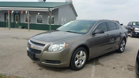 2010 Chevrolet Malibu for sale in Hillsboro, OH