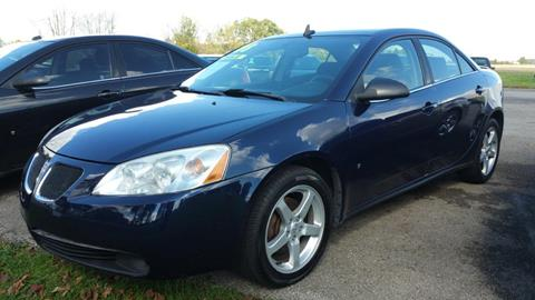 2008 Pontiac G6 for sale in Hillsboro, OH