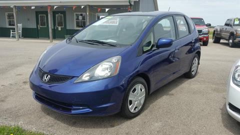 2013 Honda Fit for sale in Hillsboro, OH