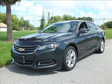 2014 Chevrolet Impala for sale in Hallandale, FL