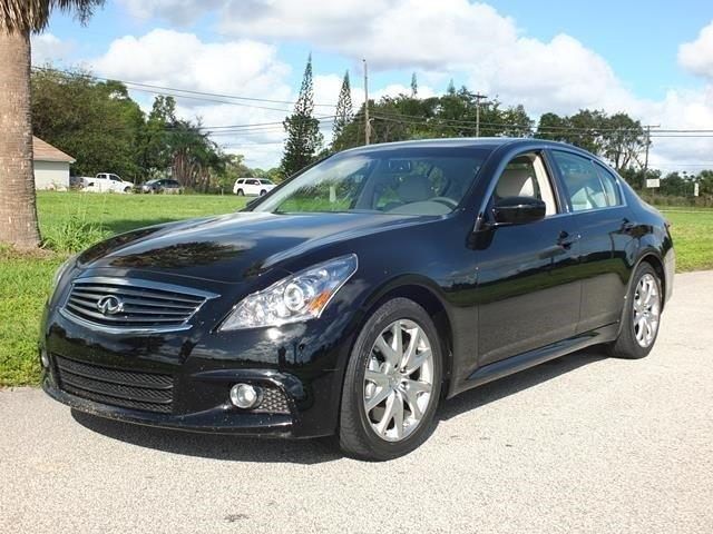 Infiniti G Sedan Journey In Hallandale FL National Motors - Florida infiniti