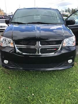 2017 Dodge Grand Caravan for sale in Hallandale, FL