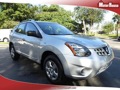 2014 Nissan Rogue Select for sale in Plantation, FL