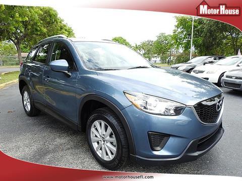 2014 Mazda CX-5 for sale in Plantation, FL