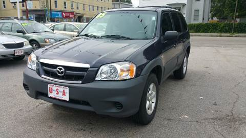 2005 Mazda Tribute for sale in Manchester, NH