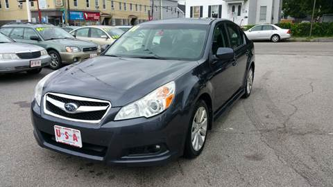 2011 Subaru Legacy for sale in Manchester, NH