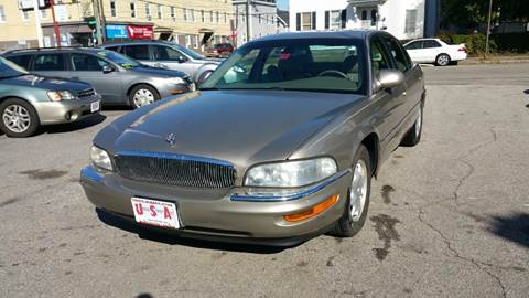 2001 Buick Park Avenue for sale in Manchester, NH