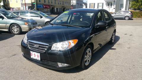 2009 Hyundai Elantra for sale in Manchester, NH