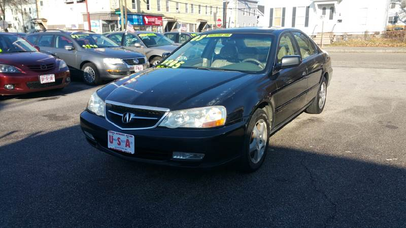 Acura TL In Manchester NH Union St Auto Sales - 2003 acura tl for sale
