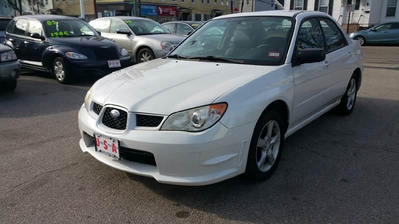 2007 Subaru Impreza 2.5 i In Manchester NH - Union St Auto Sales