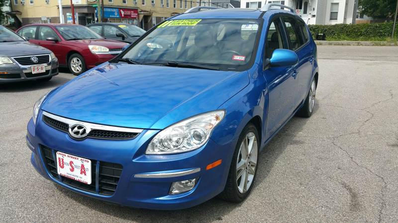 2011 Hyundai Elantra Touring For Sale At Union St Auto Sales In Manchester  NH