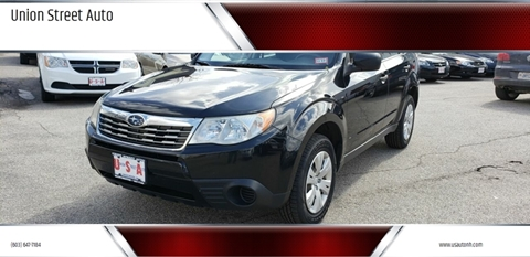 2009 Subaru Forester for sale in Manchester, NH
