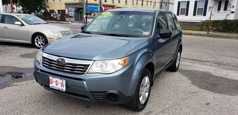 2010 Subaru Forester for sale in Manchester, NH