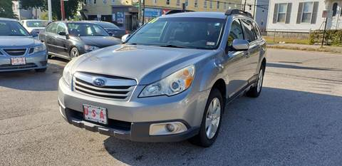 2011 Subaru Outback for sale in Manchester, NH