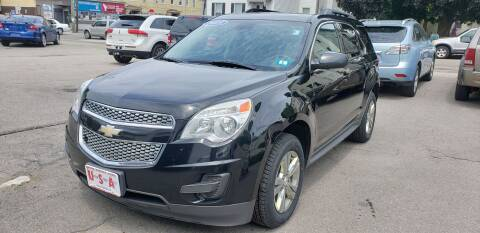 2015 Chevrolet Equinox for sale at Union Street Auto in Manchester NH