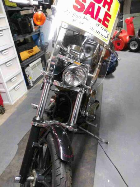 1999 Harley-Davidson fxstc soft tail custom for sale at Union Street Auto in Manchester NH