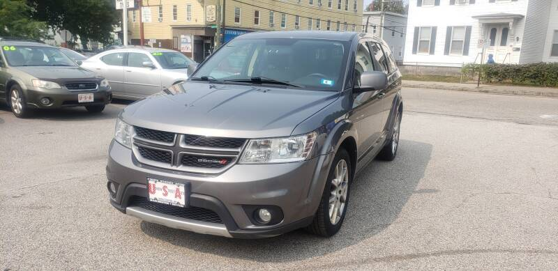 2012 Dodge Journey for sale at Union Street Auto in Manchester NH