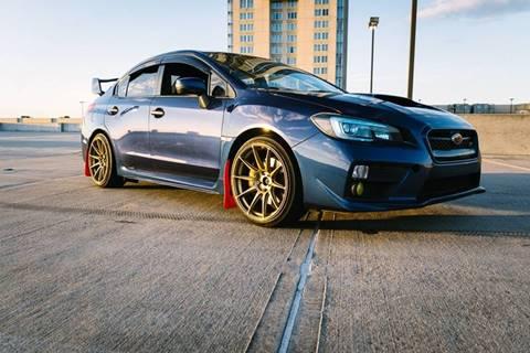 2015 Subaru WRX for sale at Oceana Motors in Virginia Beach VA