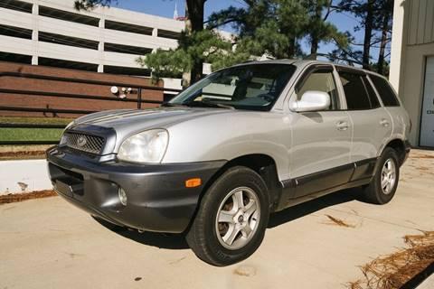 2004 Hyundai Santa Fe for sale at Oceana Motors in Virginia Beach VA