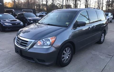 2010 Honda Odyssey for sale in Virginia Beach, VA