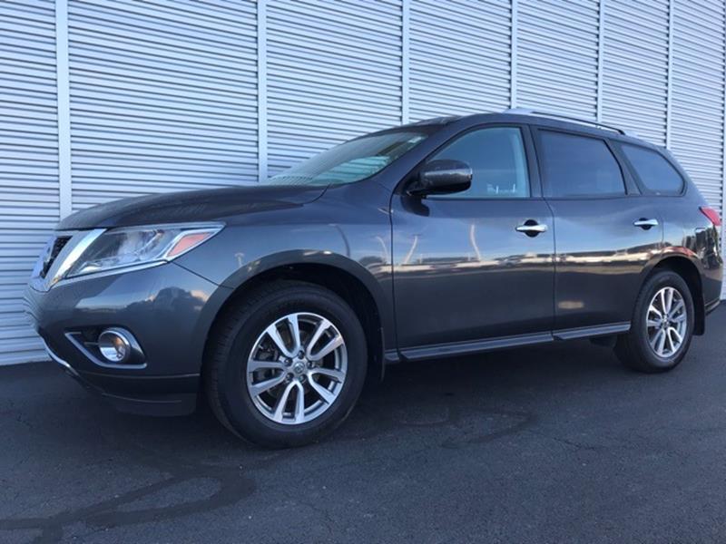 2014 Nissan Pathfinder SV In Jonesville MI - Michigan Direct Auto Sales