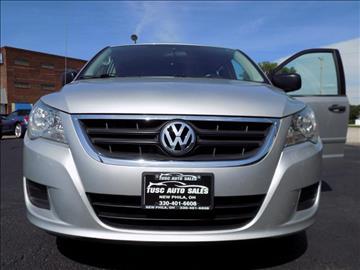 2009 Volkswagen Routan for sale in New Philadelphia, OH