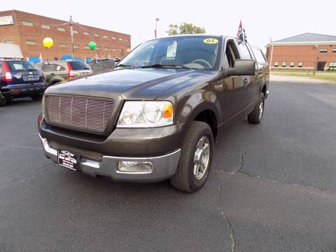 2005 Ford F-150 for sale in New Philadelphia, OH