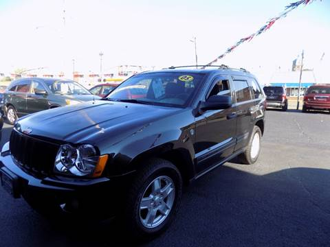 2005 Jeep Grand Cherokee for sale in New Philadelphia, OH