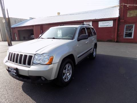 2008 Jeep Grand Cherokee for sale in New Philadelphia, OH