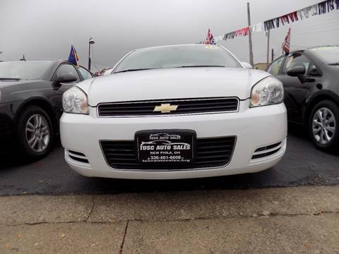 2010 Chevrolet Impala for sale in New Philadelphia, OH