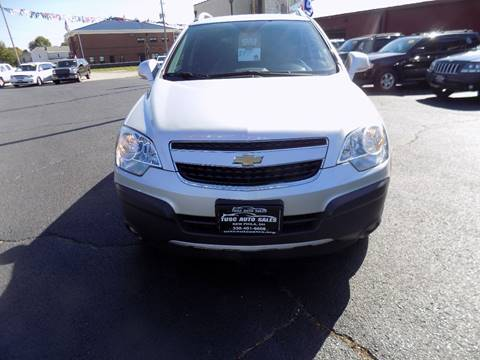 2012 Chevrolet Captiva Sport for sale in New Philadelphia, OH