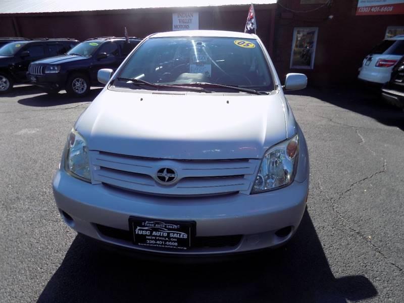 2005 scion xa in new philadelphia oh tusc auto sales 2005 scion xa for sale at tusc auto sales in new philadelphia oh sciox Images