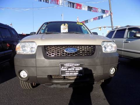 2007 Ford Escape for sale in New Philadelphia, OH
