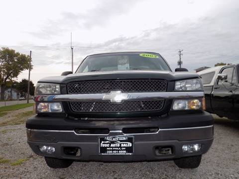 2003 Chevrolet Silverado 1500 for sale in New Philadelphia, OH
