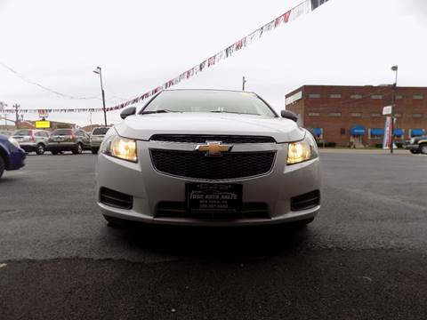 2011 Chevrolet Cruze for sale in New Philadelphia, OH