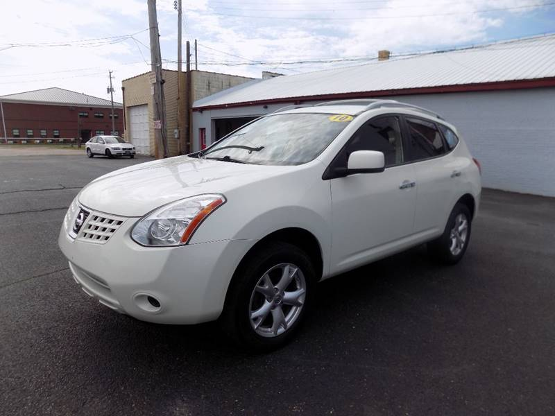 2010 Nissan Rogue For Sale At Tusc Auto Sales In New Philadelphia OH