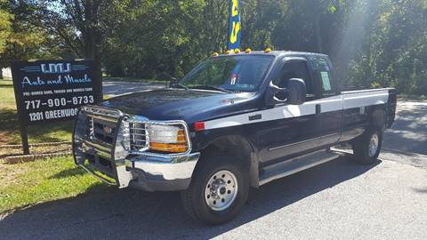 1999 Ford F-250 Super Duty for sale in York, PA