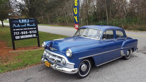 1953 Chevrolet 210 for sale at LMJ AUTO AND MUSCLE in York PA