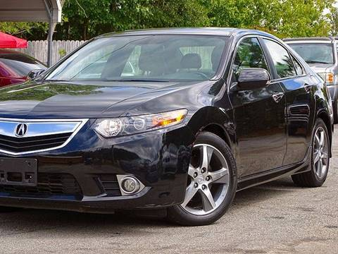 2014 Acura TSX for sale in Lawrenceville, GA