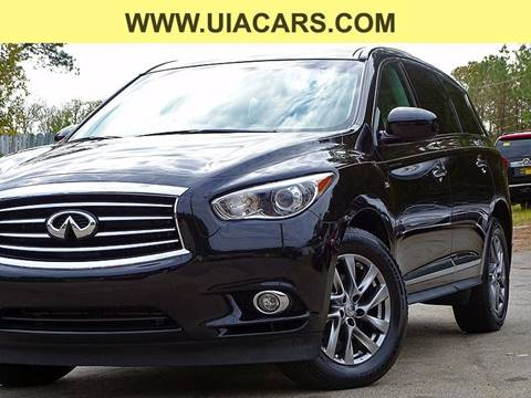 2014 Infiniti QX60 for sale in Lawrenceville, GA