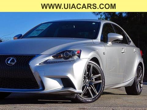 2014 Lexus IS 250 for sale in Lawrenceville, GA