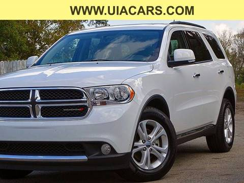 2013 Dodge Durango for sale in Lawrenceville, GA