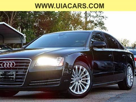 2013 Audi A8 for sale in Lawrenceville, GA